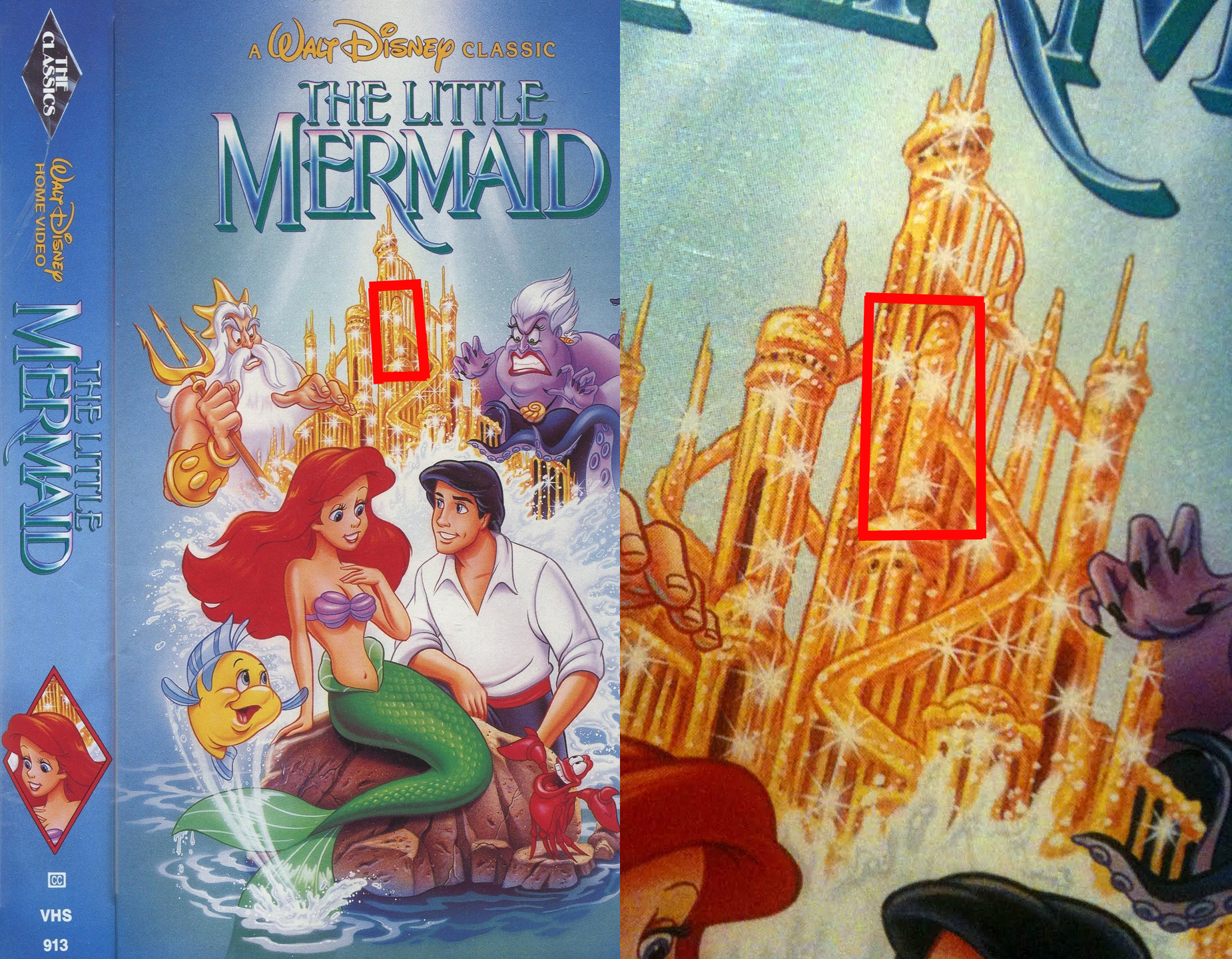 12 Hidden Sexual Images In Disney Movies