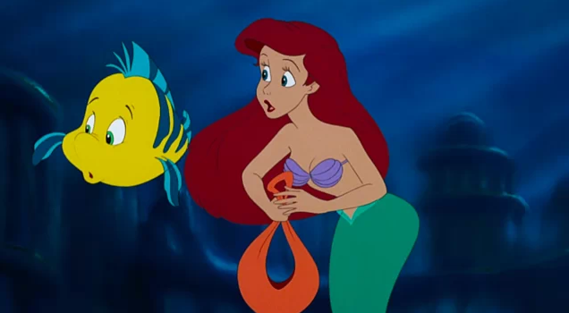 Maybe Ariel wouldn't have had the happy ending that Disney gave her