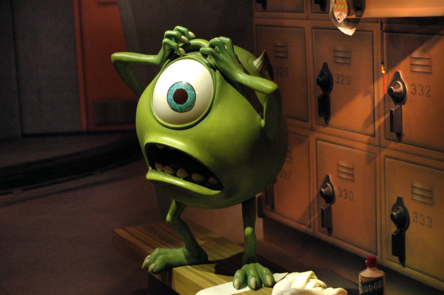 Feast Your Eye On This Running Gag In Monsters Inc That