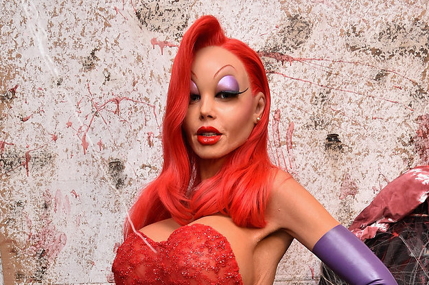 Nov 10,  · Watch video · Watch Real Life Jessica Rabbit by Funny on Dailymotion here.