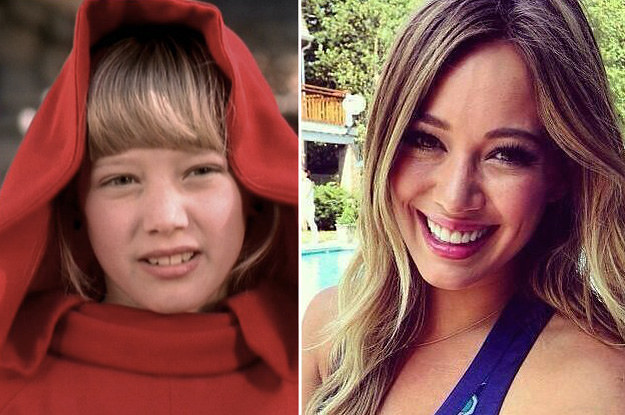 Hilary Duff Just Re-Created Her Outfit From