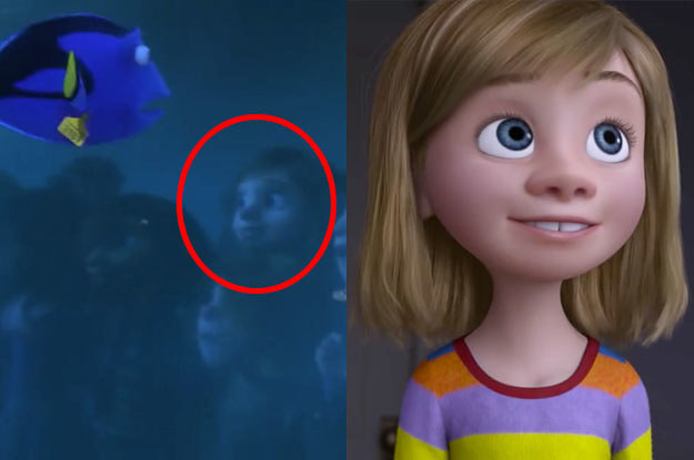 Disney Just Released A Video That Reveals All Pixar Movies Are Connected