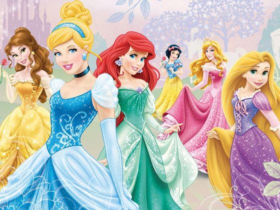 which disney princess do you look likeand are