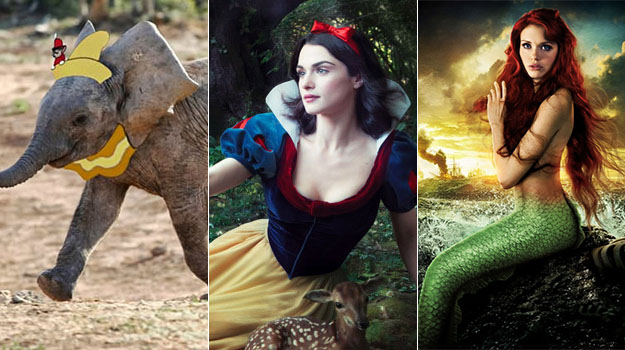 14 Disney Live-Action Remakes and Reboots That Are In The ...