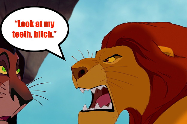 This Adult Lion King Recap Will Make You Laugh And Then Cry