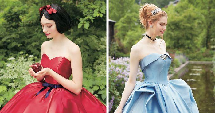 Red Japanese Wedding Dresses