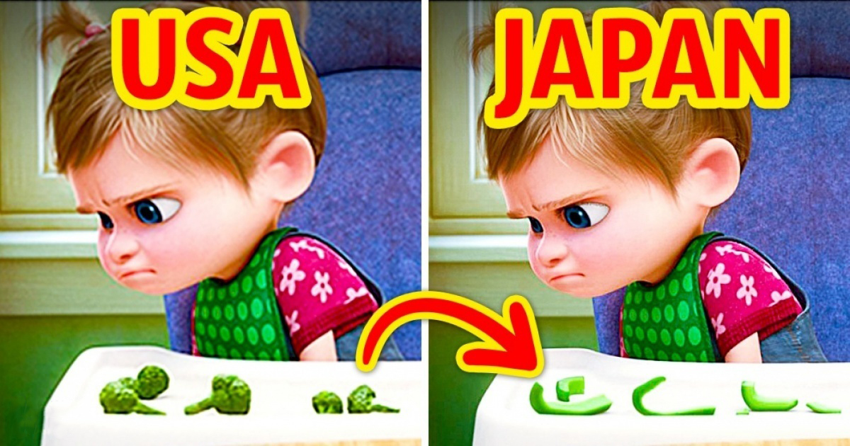 disney pixar movies cartoons countries famous changed different were films changes
