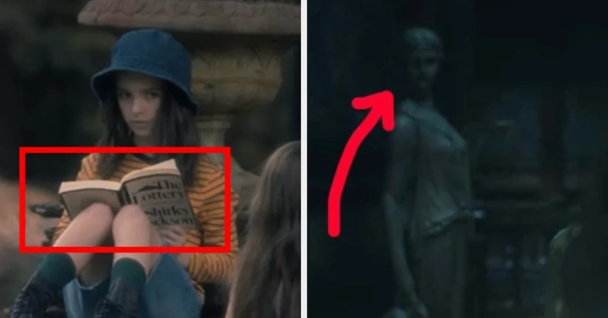 22 The Haunting Of Hill House Details You Missed